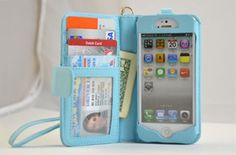 Deluxe iPhone Wallet