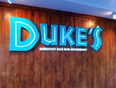 Duke's Waikiki - great breakfasts. restaurant or the barefoot bar; each has a different menu. breakfast buffet with omelettes $15. Lunch buffet is $15. Reservations recommended for dinner.