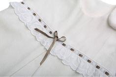 Carroll sleepsack detail, by Trois Poules www.troispoules.com