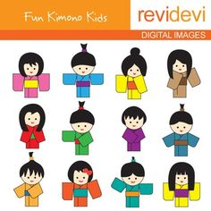 Free clipart. Japanese kimono kids clip art. Cute graphic freebie for school and classroom projects. Teacher seller resource. This digital images set includes 12 cute graphics, boys and girls in kimono costumes.DON'T FORGET TO RATE! Your rating is highly appreciated.You might also likeLink-Free Books Clip ArtFor more collection http://www.teacherspayteachers.com/Store/Revidevi TERMS OF USEFor TEACHERS AND EDUCATORS:You can use my products personally , commercially for digital games or…
