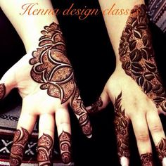 Henna Me Pretty | Nuriyah O. Martinez