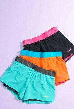 Nike just do it shorts!