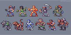 Killer Instinct Characters by AlbertoV.deviantart.com on @DeviantArt