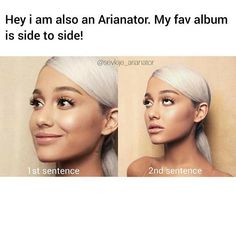 if you say this we cant be friends Im sorry arianagrande Tags omgariana positivity arianators omgarianagrande arianagrande ari ariana grande meme funny memes explore arianagrandememe arianagrandememes sweetener swt sweetnertour enjoy explorepage Ariana Grande Meme, Ariana Grande Photoshoot, Ariana Grande Fotos, Ariana Grande Pictures, Ariana Video, Ariana Grande Wallpaper, Funny Relatable Memes, Wtf Funny, Female Singers