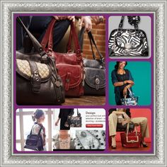 Purses, Clutches & Wallets oh my! All from the Scentsy Family's latest brand Grace Adele! Choose, Change, & swap out from 294 looks! There's jewelry too! Start your Grace Adele journey!  www.analise.graceadele.us