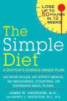 @Overstock - The Simple Diet: A Doctor's Science-Based Plan (Paperback) - Lose up to 50 pounds in 12 weeks with a doctor's proven plan for  losing weight-quickly, easily, and permanently. No counting, no  measuring, no hassle. If you have tried to lose weight and failed, or lost weight and  failed to k...    http://www.overstock.com/Books-Movies-Music-Games/The-Simple-Diet-A-Doctors-Science-Based-Plan-Paperback/5501914/product.html?CID=214117  $13.00