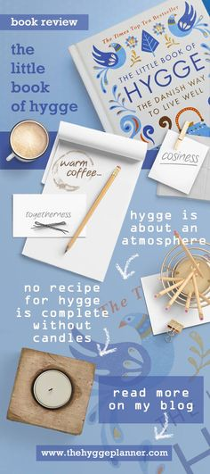 That little book is your KEY to slow down, to discover cosiness, to unplug without guilt, to curl up on your couch with a cup of coffee. Yes, Hygge is all of that and much more...