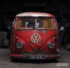 Vw Camper, Volkswagen Bus, Vw T1, Beetles Volkswagen, Combi Ww, Steampunk, Porsche 356, Retro Baby, Scooter Girl