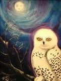 erix fav owl, were both avid owl lovers (thats how you know its true love) (; Beautiful Owl, Hedwig, Owl Bird, Animal Totems, Night Owl, Snowy Owl, Artist Life, Art Plastique, Picasso