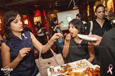 Pinktober-Ogaan lunch at Hard Rock Café New Delhi