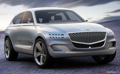 Genesis GV80 Concept SUV Revealed in New York