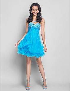 vestido de fiesta de promocion1