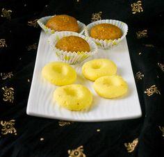 'Saffron-Peda' and 'Besan-Laddu:'  Diwali Sweets