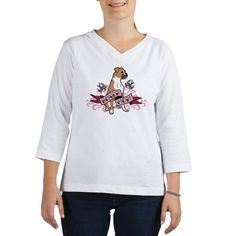 ... Mom Gifts > Boxer Mom Tops > Boxer Mom Tattoo Women's 3/4 Sleeve Shirt