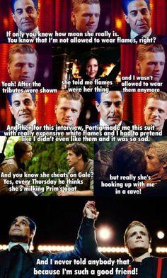 Hunger Games/Mean Girls