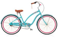 Bike Happy (needs the wicker basket, tho!)