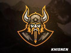 Vikings by Khisnen Pauvaday