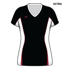 Custom Fuze Women's Sublimated Pro Series (Standard Ship) Cap Sleeve Jersey Volleyball Jerseys, Women Volleyball, Short Sleeve Dresses, Dresses With Sleeves, Cap Sleeves, The Selection, Ship, Swimwear, Ideas