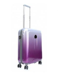 HELIUM AIR 2. 55 cm Slim Púrpura de Delsey