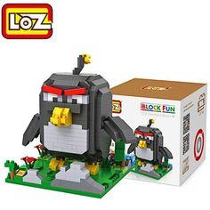 7.44$  Watch here - http://dixu5.justgood.pw/go.php?t=183647303 - LOZ ABS Cartoon Bird Figure Building Block Educational Movie Product Kid Toy - 510Pcs