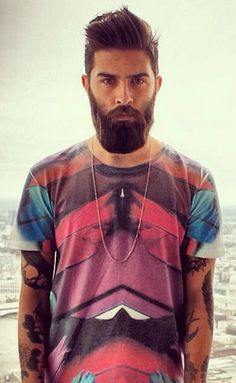 Chris John Millington #beards
