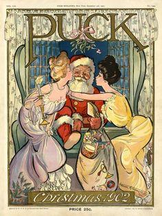 Puck Santa