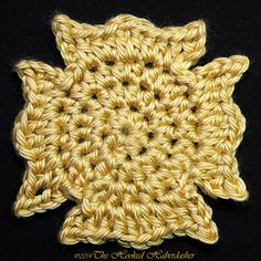 Maltese Crochet Patterns : ... At A Time for Amy B Stitched: Granny Square Stocking Ornament Pattern