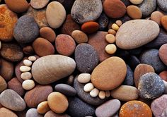 6 amazing pics - Unusual stone installation by photographer Iain Blake. What can I say – cute, creative, positive way.