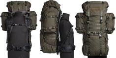 Finnish Army LJK Modular rucksack – Made by Savotta