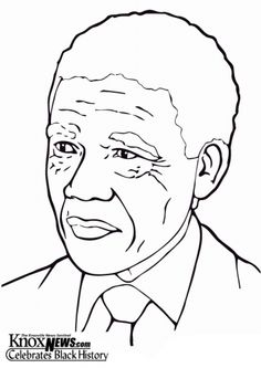Jackie Robinson coloring page  great for Black History Month