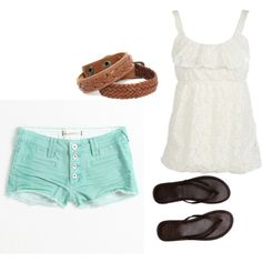 cute summer outfit find more women fashion ideas on www.misspool.com With white vans shoes . I'm hooked on those shoes
