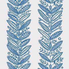 Modern Wallpaper, Black Wallpaper, Wallpaper Roll, Scandinavian Pattern, Scandinavian Modern, Wallpaper Samples, Wallpaper Online, Blue Wallpapers, Schumacher