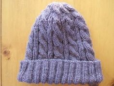 3AM Cable Knit Hat pattern-https://www.box.com/shared/2v84dp5pdk