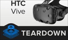 http://www.hitechnews4you.ru/2016/04/htc-vive-vr.html   Обзор - Вскрытие HTC Vive: ремонтопригодность VR-шлема на высоте