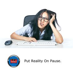 Put Reality on Pause. Tv Funny, Wha T, Relax, Beauty, Keep Calm, Cosmetology