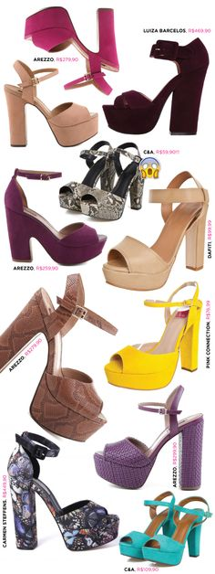 Starving - Page 16 Zapatos Shoes, Clogs Shoes, Shoes Heels, 2000s Fashion, Fashion Tips, Girls Wardrobe, Kinds Of Shoes, All About Fashion, Beautiful Shoes