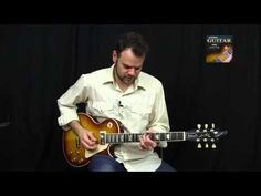 Slow Blues Lick in C - YouTube