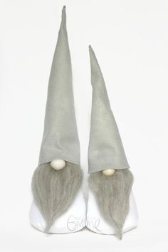 Authentic Scandinavian Gnomes made by Nordic Artisans in Brooklyn, NY  Each gnome is an individual and no two are alike. You will get the ones