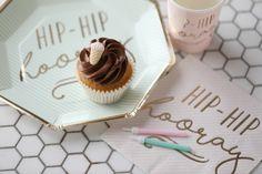 B&J's Cookie dough icecream -  cupcakes