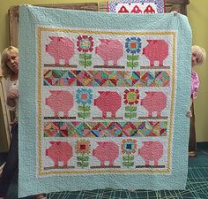 Bee In My Bonnet: Farm Girl Friday - Week 14!!! - New Companion Patterns Too!!!
