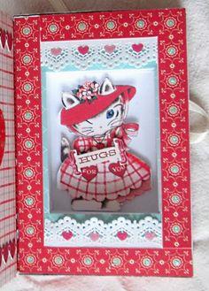 It's A Very Cherry World!: Swap diorama box 4