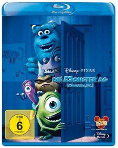 Die Monster AG (FSK 6). #Halloween #HalloweenFilme #DieMonsterAG #MonsterAG #MonstersInc