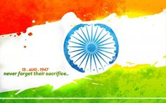 India Independence Day HD Wallpapers Whatsapp Messages and Greeting Cards. 15 August is very important for all Indian all around the world. Independence Day Speech, Independence Day Greeting Cards, Indian Independence Day, Independence Day Images, Indian Flag Wallpaper, Geo Wallpaper, Wallpaper Maker, Black Wallpaper Iphone, Nature Wallpaper