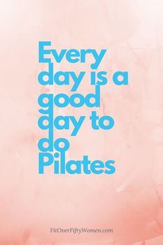 Thinking of trying Pilates? Worried that you might not be flexible ...