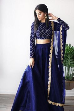 Buy New Latest Women (लहंगा) Lehenga Choli Designs 2020 Outfit Designer, Designer Party Wear Dresses, Indian Designer Outfits, Indian Gowns Dresses, Indian Fashion Dresses, Pakistani Dresses, Indian Fashion Trends, Indian Fashion Designers, Indian Bridal Fashion