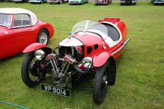 1933 Morgan 3 wheeler