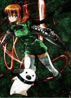 Anime Akame ga kill