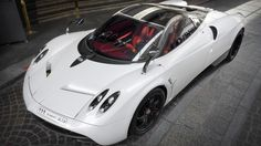 Paramount Pictures and Michael Bay have added yet another car to the Transformers 4 lineup: the Pagani Huayra.