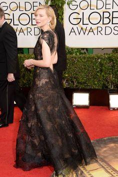 Cate Blanchett's amazing dress
