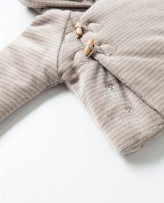 Striped jacket - Collection - MINI | ZARA United Kingdom